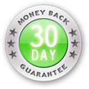 30 Days Money Back Logo